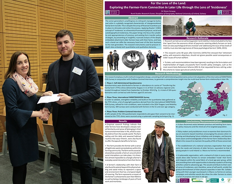 GSI Postgraduate/Early Career Network (PECN) poster prize-image