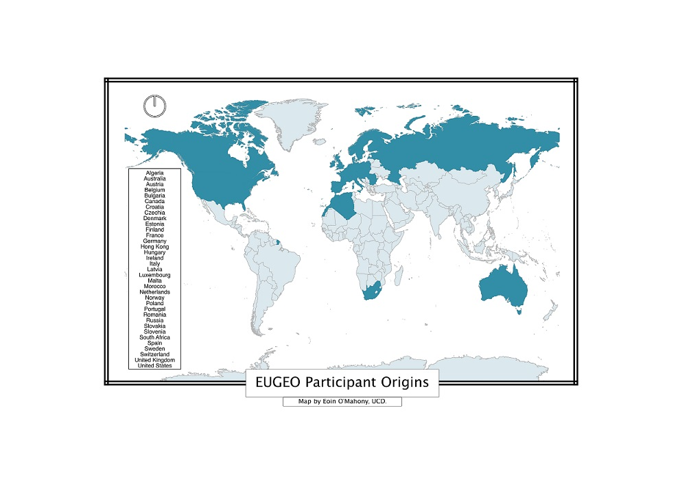EUGEO 2019, delegates from over 35 countries-image