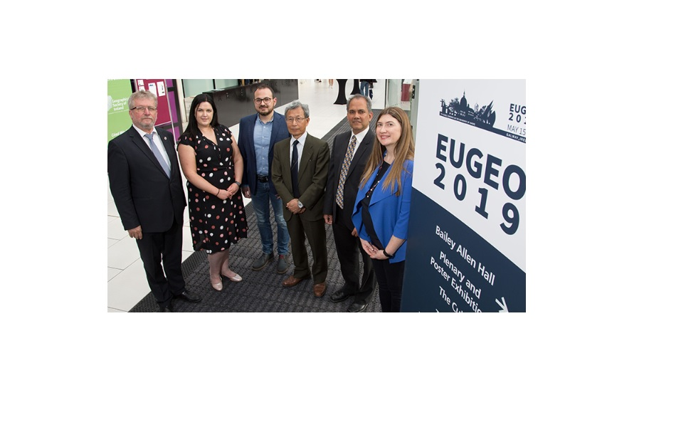 NUI Galway to Host 500 Delegates at the 7th EUGEO Congress-image