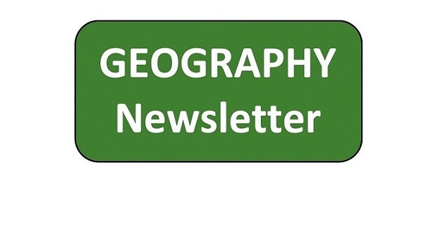 Geography Newsletter, 30th March, 2020-image
