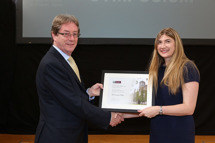 NUI Galway's Sustainability Strategy Launch-image