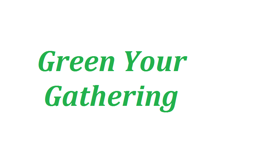 Green Your Gathering-image