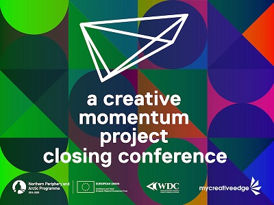 Closing conference for a creative momentum project, April 12th, 2018-image