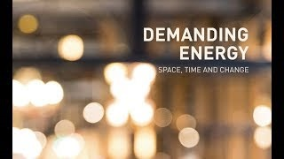 New Publication: Demanding Energy, Space, Time and Change-image