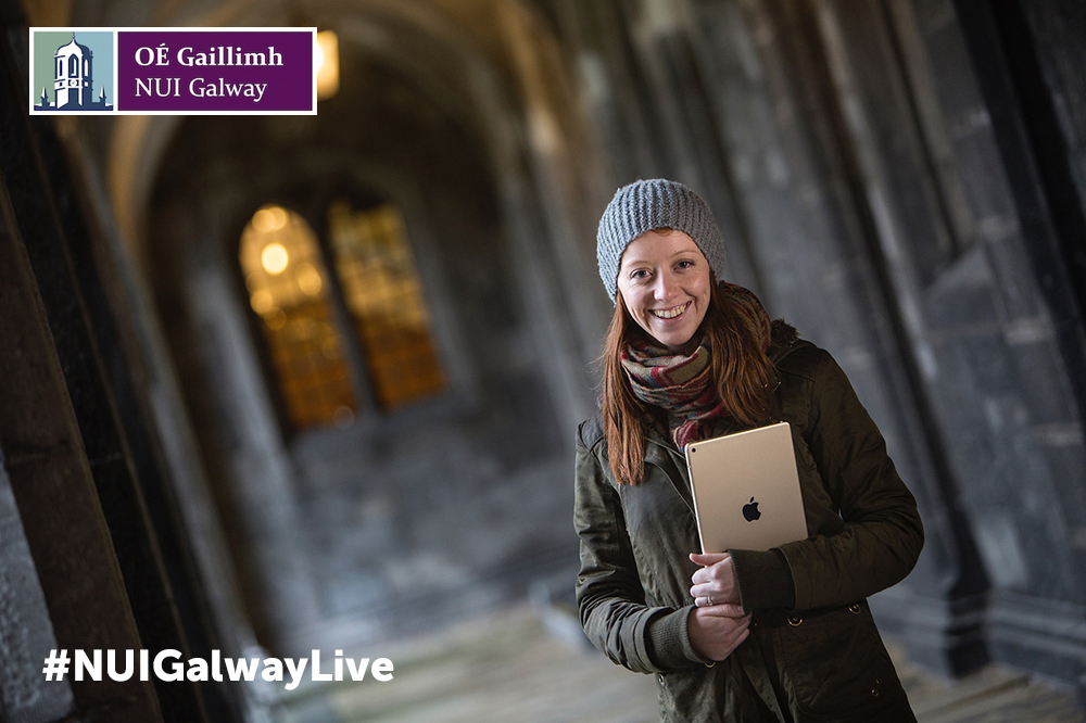 NUI Galway at our Virtual Open Day-image