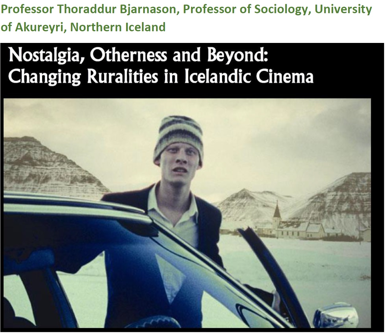 Nostalgia, Otherness and Beyond: Changing Ruralities in Icelandic Cinema-image