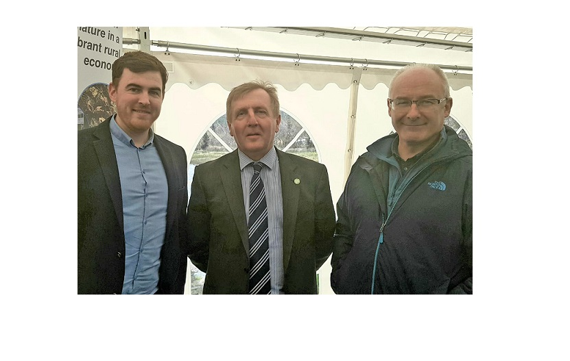 Minister Creed launches new €10 million Pearl Mussel Project-image