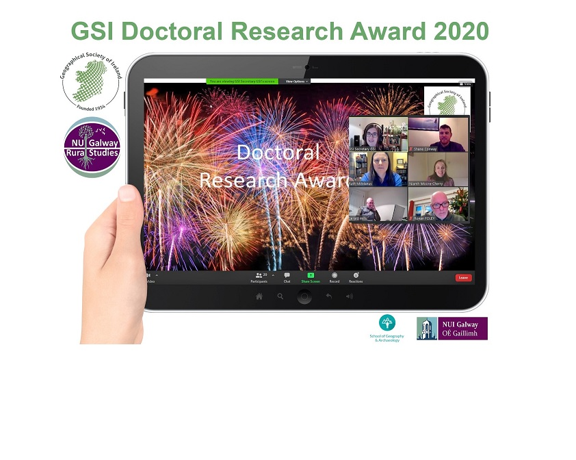GSI Doctoral Research Award 2020