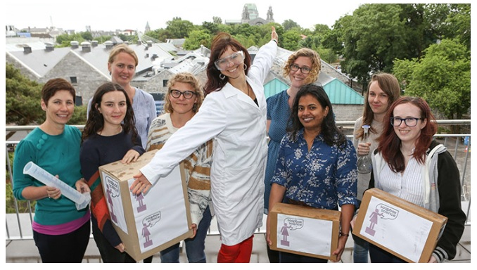 Female Scientists Taking to the Streets for Soapbox Science Galway 2018-image