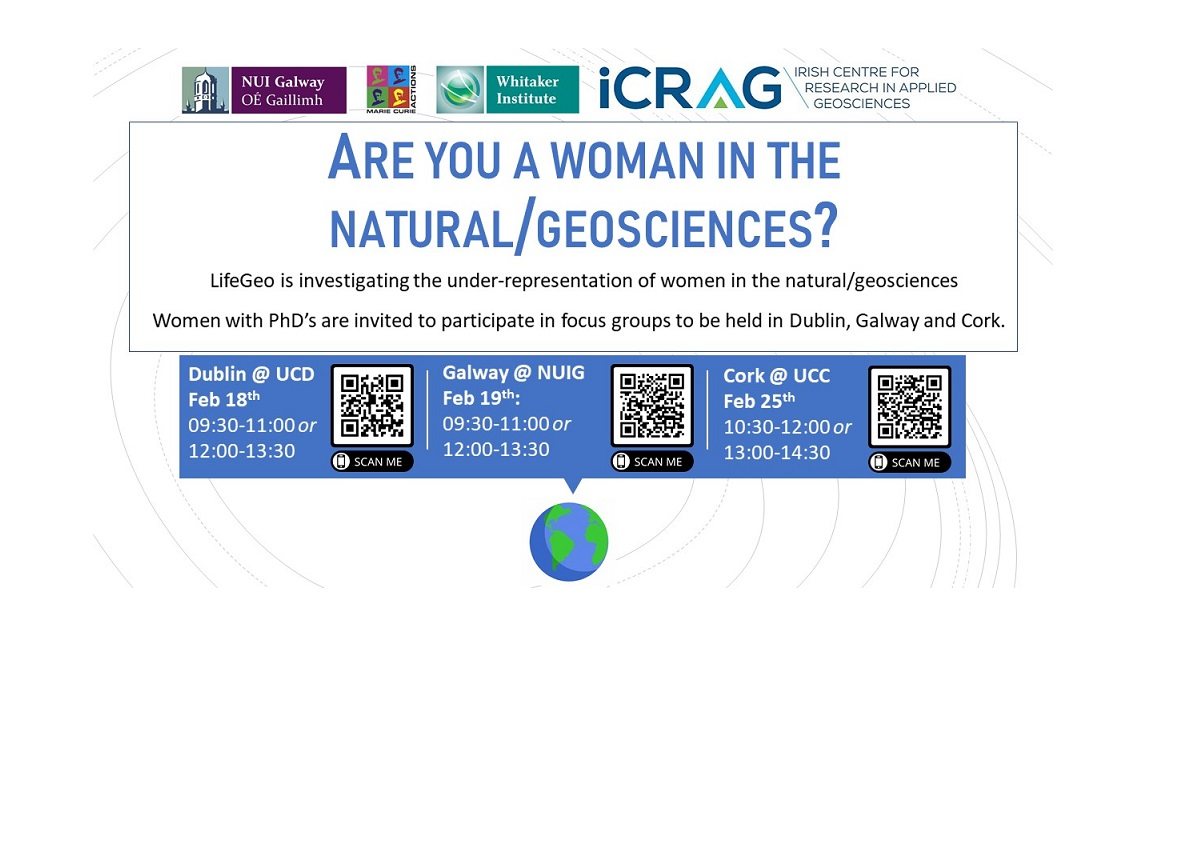 Are you a woman in the natural/geosciences-image