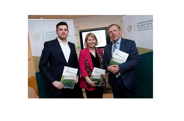 Minister Creed Launches new EIP-AGRI Booklet-image