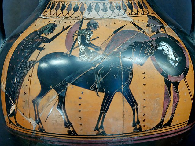 Completed PhD: Xenophon and the ancient Greek cavalry horse-image