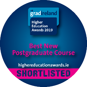 Best New Postgraduate Course 2019 shortlist - higher education awards