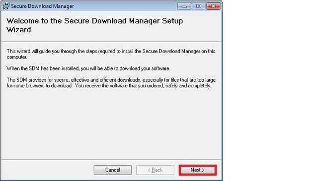 Secure Download Manager: 2