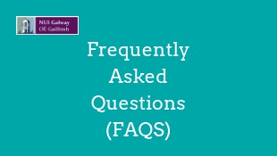 Erasmus & Visiting Students Frequently Asked Questions (FAQs)