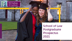 School of Law Postgraduate Prospectus