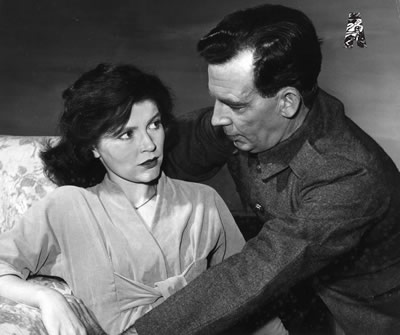 1959 Kathleen Barrington & Bill Foley in No Man is an Island