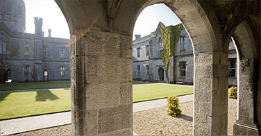 The Quadrangle at NUI Galway
