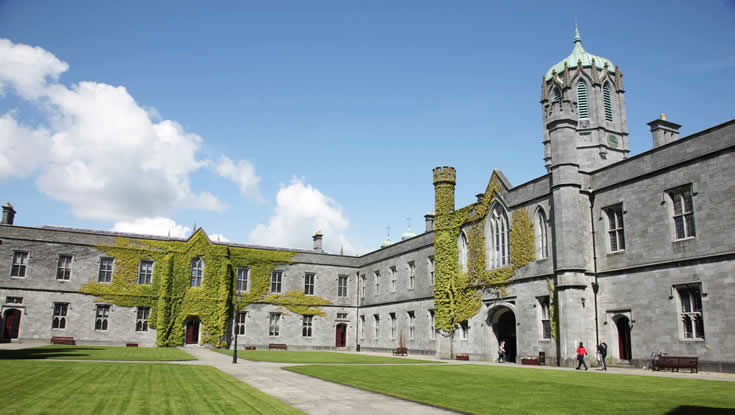 NUI Galway Quadrangle