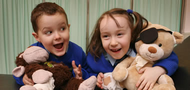 NUI Galway Medical Students Celebrate Ten Years of Teddy Bear Hospital-image