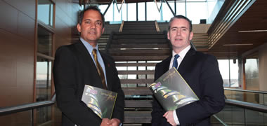 NUI Galway Welcomes Minister Damien English-image