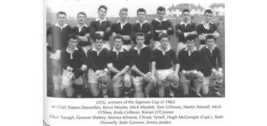 Galway to host Centenary Club and Sigerson Reunion-image