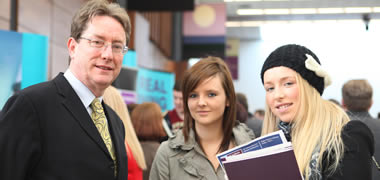NUI Galway Fair showcases over 400 Postgraduate Programmes at Open Day -image