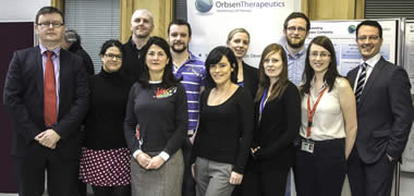 Orbsen Therapeutics Shortlisted For Prestigious Innovation Award-image