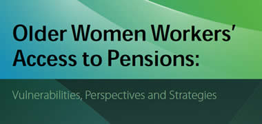 Older Women Lose out in Pension Provision-image
