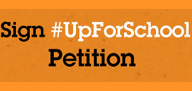 10,000 signatures from Ireland needed to support Global Education #UpForSchool petition-image