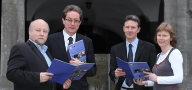 HP and NUI Galway Announce New Masters in Cloud Computing Research-image