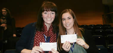 PhD Students Win First and Second Poster Prizes at 9th Annual Irish Cytometry Society Meeting 2014-image