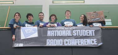 NUI GALWAY RADIO SOCIETY ANNOUNCE SPEAKERS FOR SECOND NATIONAL STUDENT RADIO CONFERENCE-image