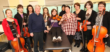 New Medical Orchestra to Headline Arts in Action Finale at NUI Galway-image