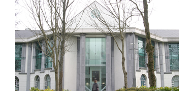 Pictured is the The Ryan Institute at NUI Galway