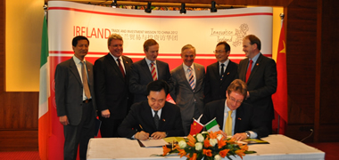 Regenerative Medicine and Life Sciences Research lead to MOUs in China for NUI Galway-image