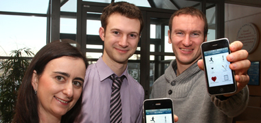 NUI Galway Medical Student brings Heart Health  to fingertips with New App!-image