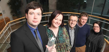 NUI Galway Researchers Win Prestigious Wounds UK Award-image
