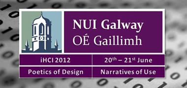 NUI Galway to Host Irish Human Computer Interaction Conference -image