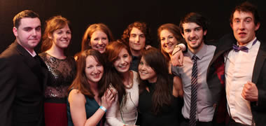 NUI Galway Societies Scoop Three Awards at National BICS Ceremony-image