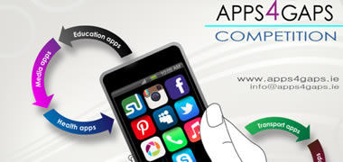 Winners announced for the First All-Ireland Apps Competition -image