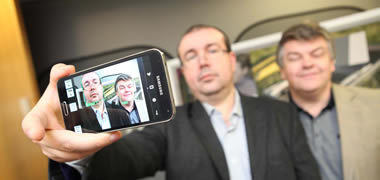 Minister English Announces €1.5 Million Funding for Research on Next Generation Imaging for Smartphone Cameras-image