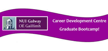 Job Search Bootcamp for NUI Galway Graduates -image