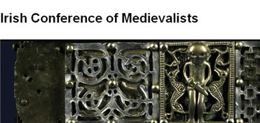 Irish Conference of Medievalists to Celebrate 25th Anniversary -image