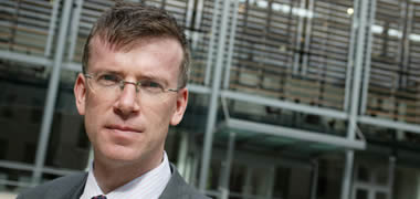 NUI Galway Economics Professor Appointed as Advisor to IMF-image