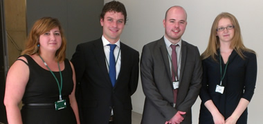 Success for NUI Galway Students in the Ireland Fund Business Plan Competition-image