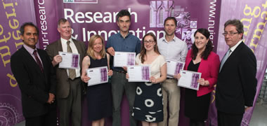 President's Awards for Research Excellence and Ryan Award for Innovation 2015 Announced by NUI Galway-image
