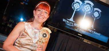 NUI Galway Student Awarded Gold Medal at New York Festival Awards-image