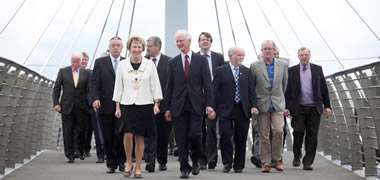 O'Shaughnessy Bridge Launch-image