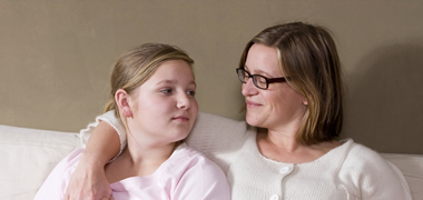 Helping Teenagers Through a Mother's Illness-image